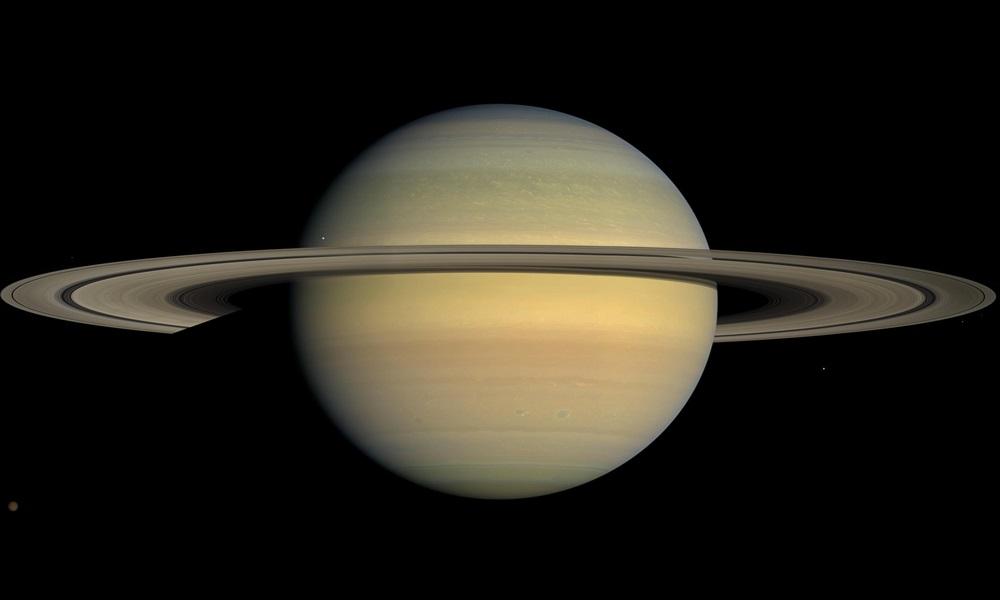 Saturno está perdiendo sus anillos a gran velocidad 37