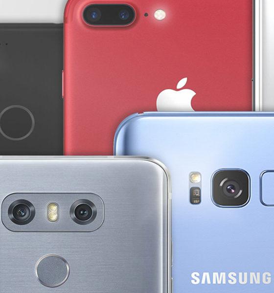 smartphones para regalar por Navidad