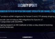 Intel Sunny Cove: nueva arquitectura CPU para las series Core y Xeon 41