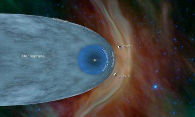 La Voyager 2 se ha adentrado en el espacio interestelar 33