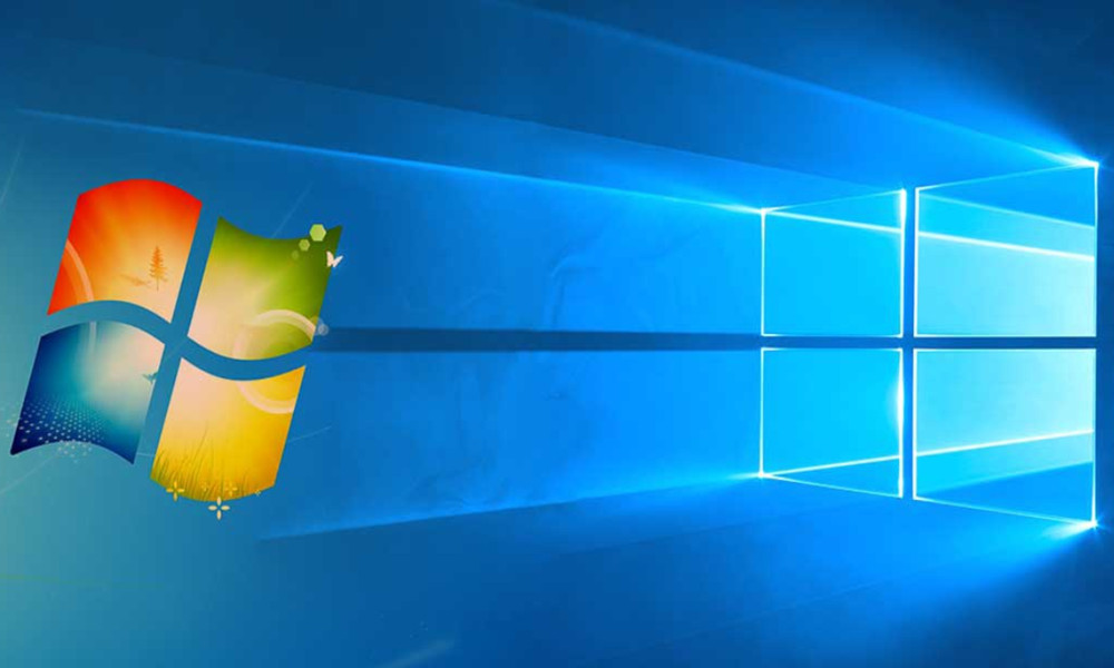 Windows 10 no puede con Windows 7