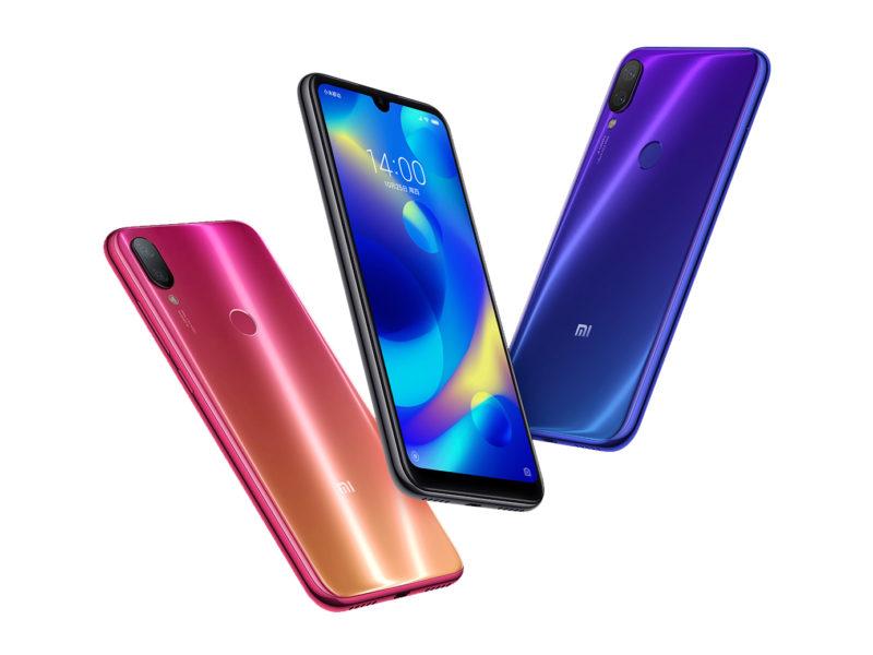 Xiaomi Mi Play Colores