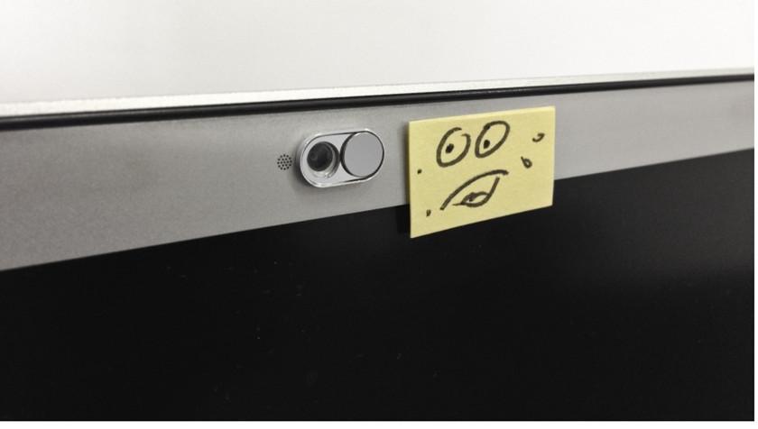 deshabilitar la webcam