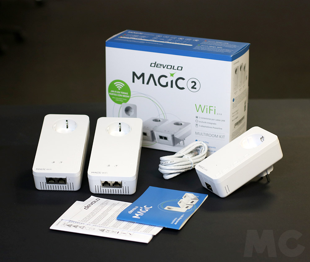 devolo Magic 2 WiFi Multiroom Kit, análisis