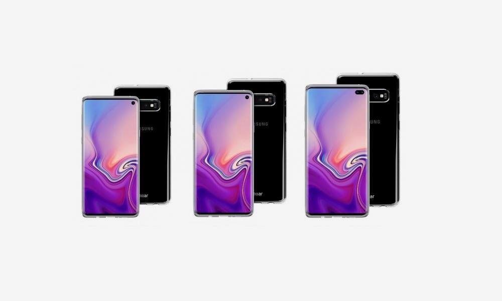 Olixar filtra el diseño del Galaxy S10: cuatro cámaras traseras y dos frontales, precio 32