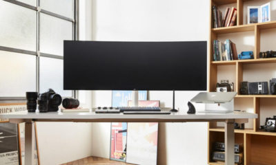 Monitores LG CES 2019