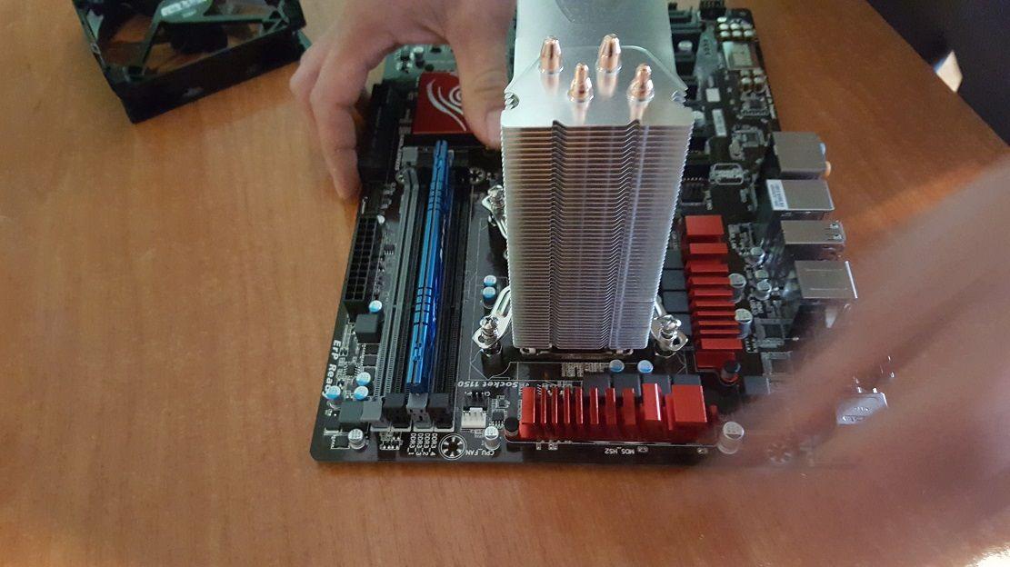 Cómo montar un procesador: guía paso a paso con imágenes 36