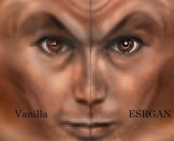 Inteligencia artificial para crear texturas mejoradas en juegos clásicos: así de bien funciona 32