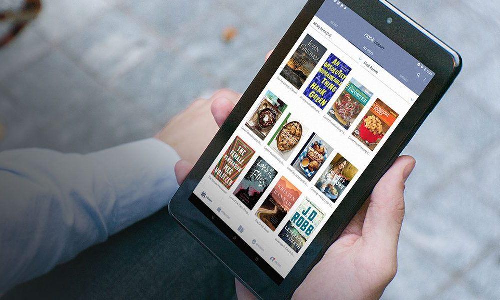 Barnes & Noble presenta su nuevo Nook 30