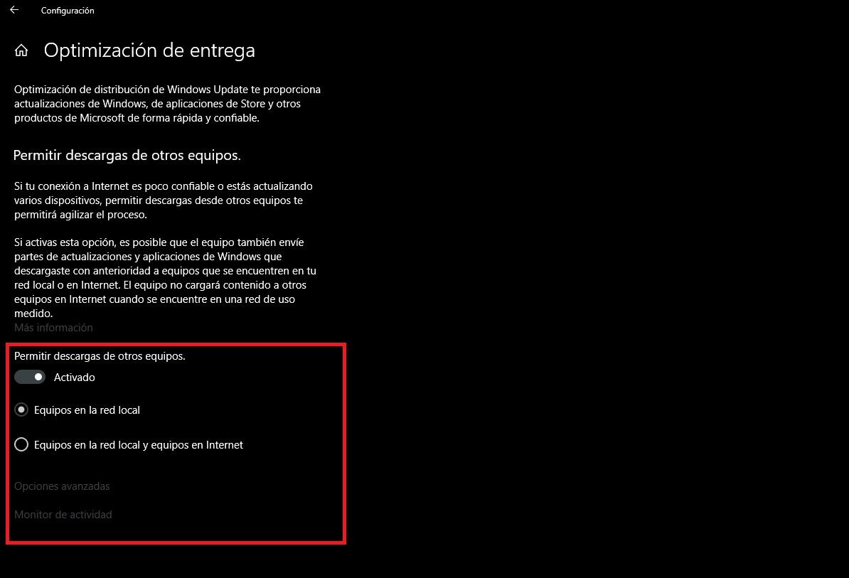 Cómo limitar el consumo de ancho de banda en Windows 10 43