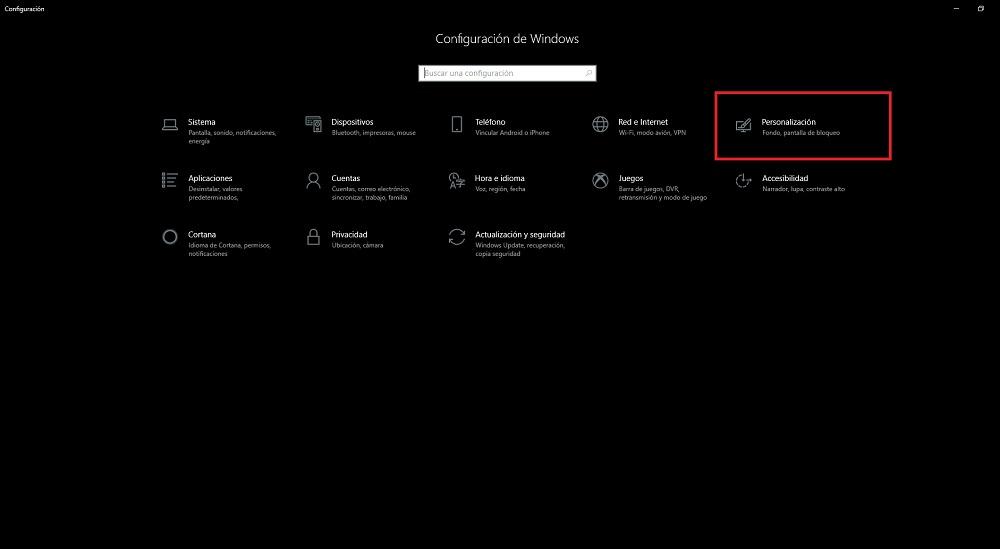 Cómo personalizar Windows 10: escritorio, tema y colores 32