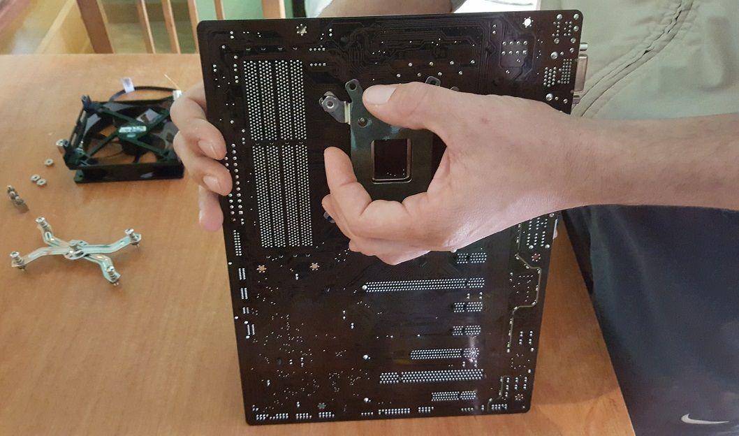 Cómo montar un procesador: guía paso a paso con imágenes 32