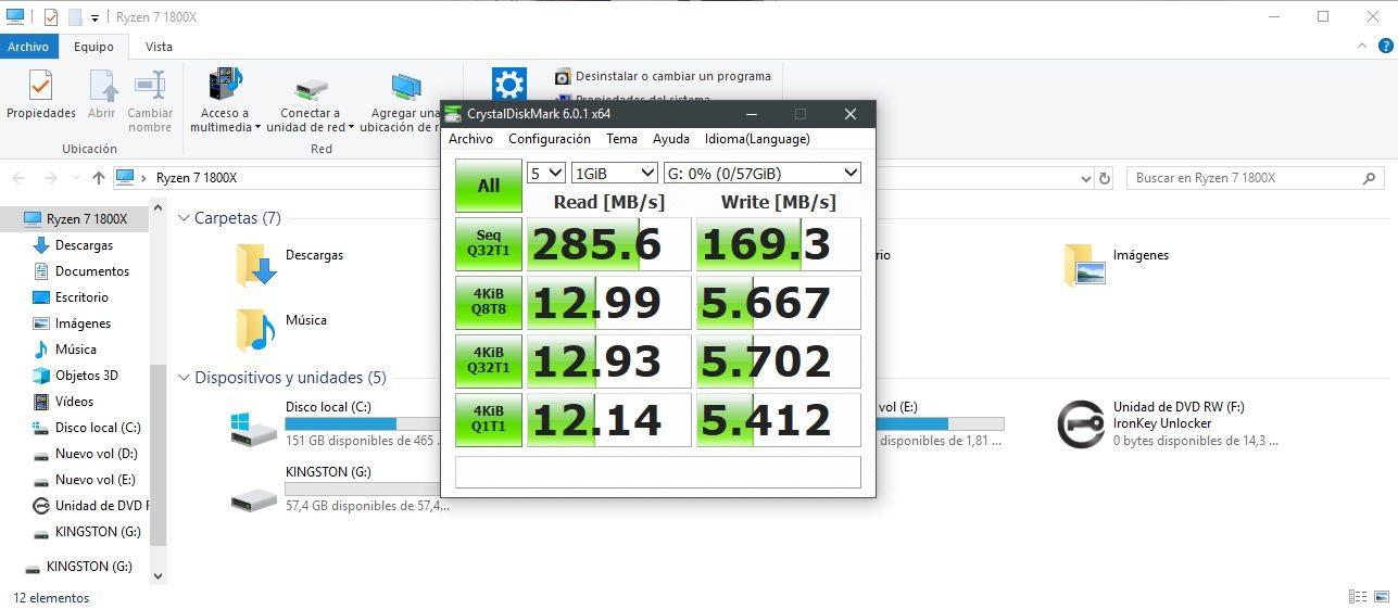 Kingston IronKey D300S, análisis: rendimiento y fiabilidad se dan la mano 44