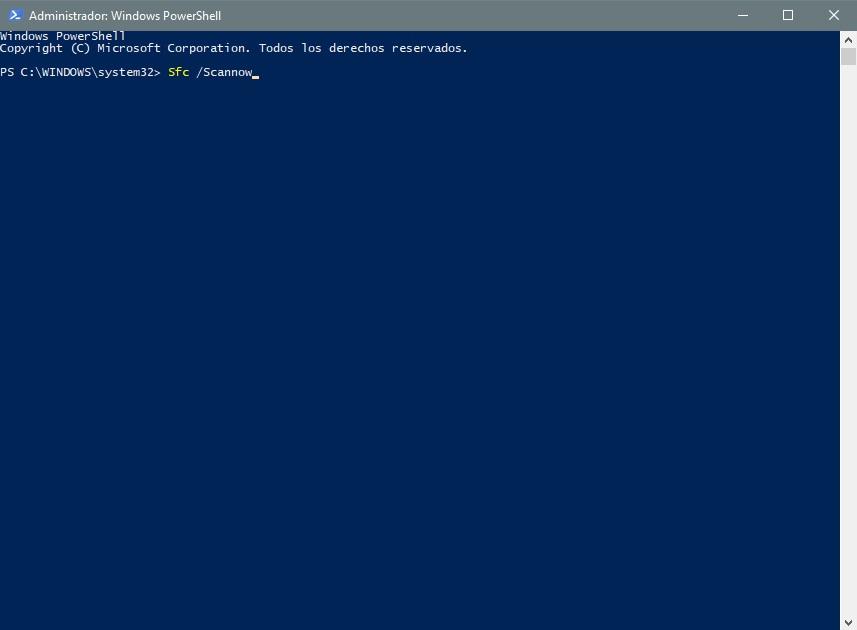 Cómo reparar el botón de inicio y la barra de tareas en Windows 10 38