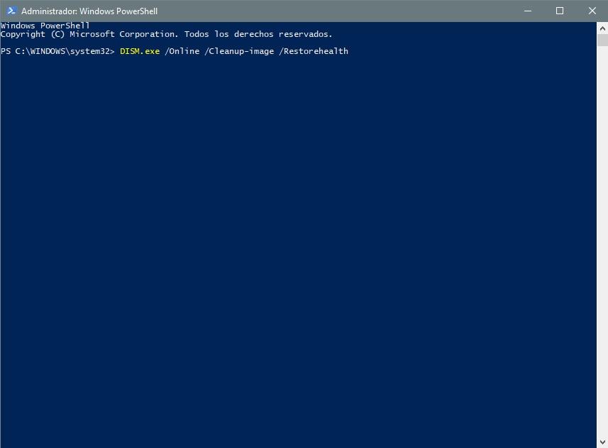Cómo reparar el botón de inicio y la barra de tareas en Windows 10 36