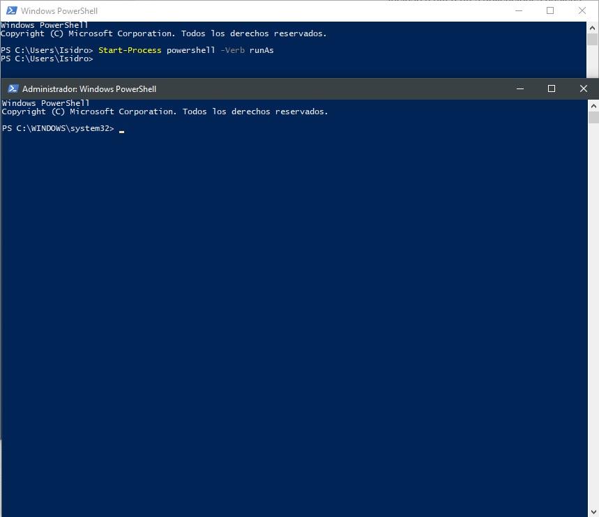 Cómo reparar el botón de inicio y la barra de tareas en Windows 10 34
