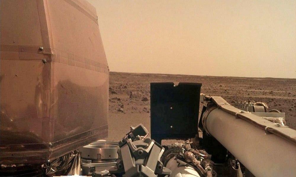 Disfruta de la magia de los sonidos de Marte: así suena el planeta rojo 33