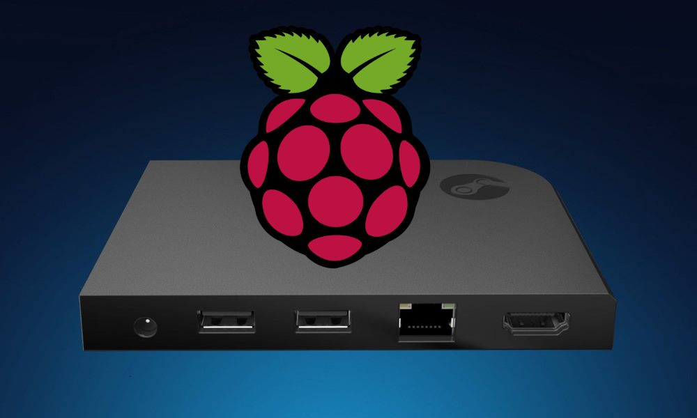 steam link raspberry