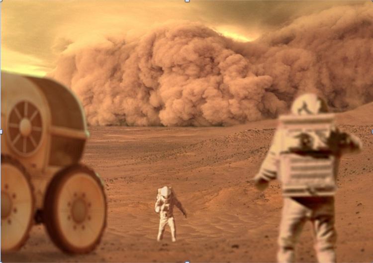Qué tiempo hace en Marte: InSight nos dará una visión completa 32