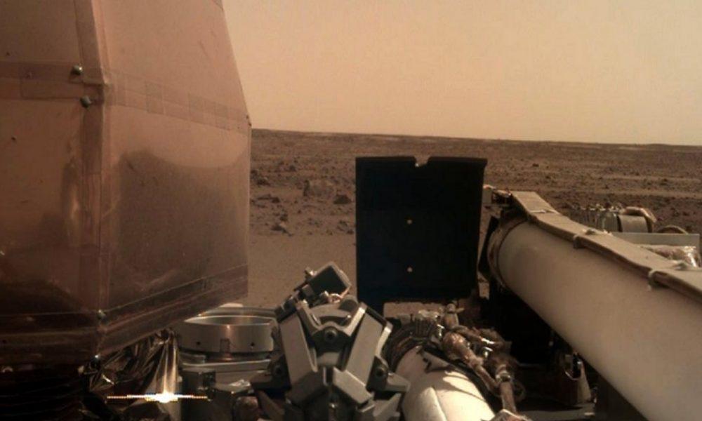 Qué tiempo hace en Marte: InSight nos dará una visión completa 30