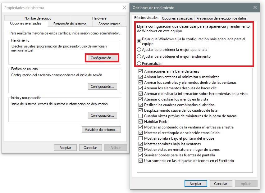 Cómo mejorar el rendimiento de Windows 10 al instante 34