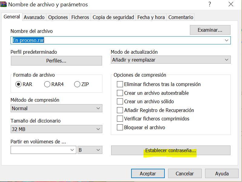 Siete herramientas para proteger con contraseña tus archivos y carpetas en Windows 10 44