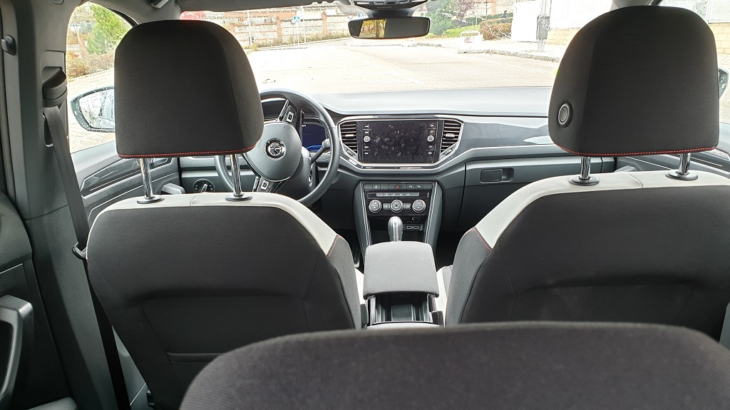 Volkswagen T-Roc, raices 40