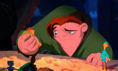 """¿Disney se queda sin ideas? Rodará """"El Jorobado de Notre Dame"""" en acción real 56"""