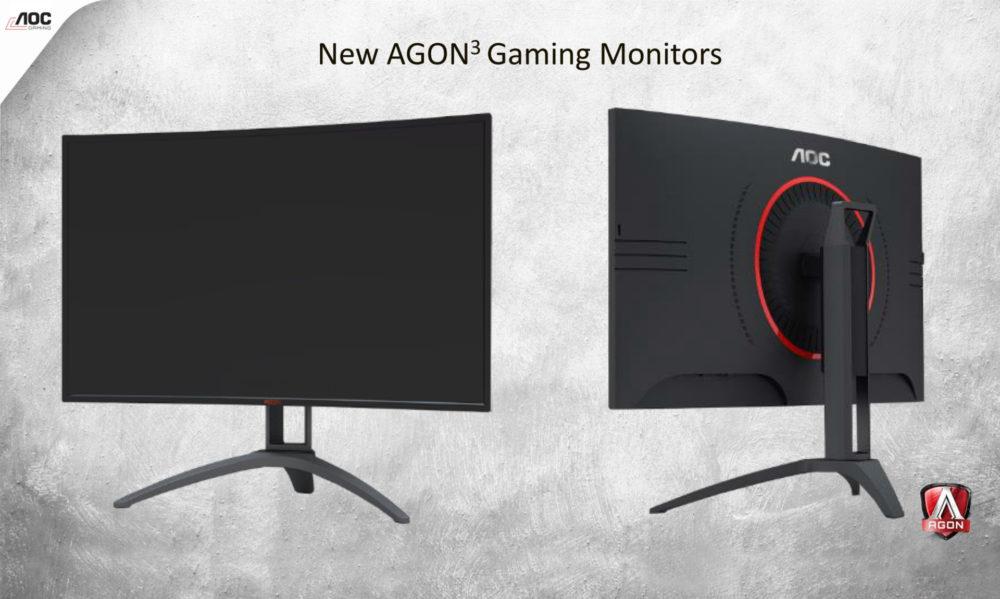 AOC AGON Monitores