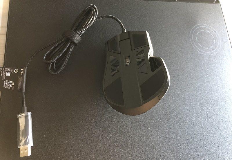 Corsair IRONCLAW RGB, análisis: un ratón para jugar con mano de hierro 33