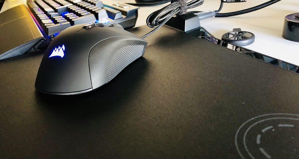 Corsair IRONCLAW RGB, análisis: un ratón para jugar con mano de hierro 59