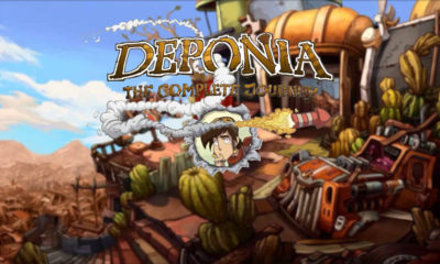 Deponia The Complete Journey Gratis Humble Bundle