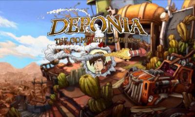 Deponia The Complete Journey Gratis Humble Bundle