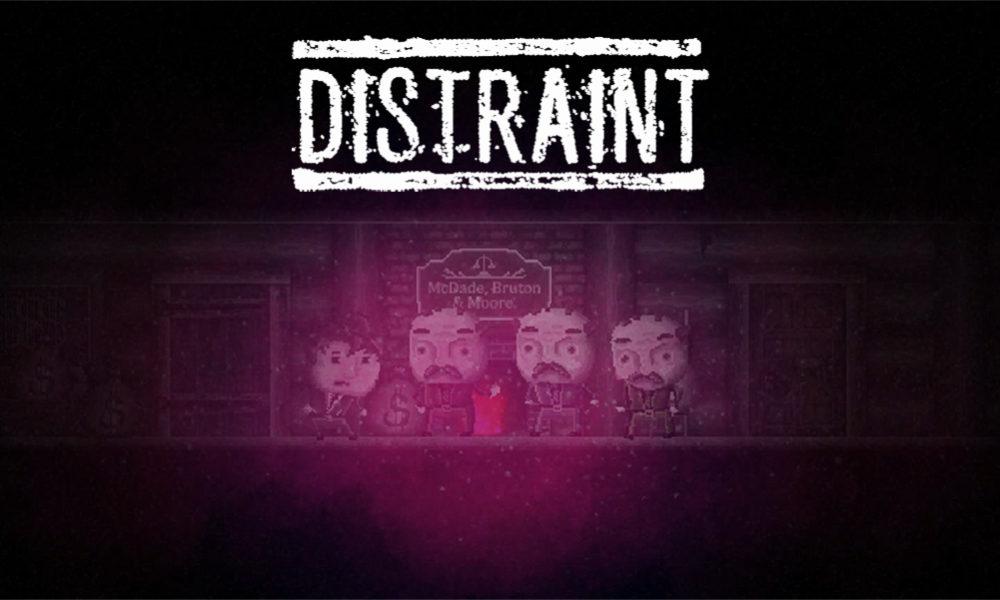 Distraint Deluxe Edition Gratis GoG