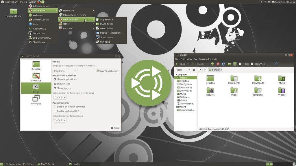 distribuciones Linux alternativas a Windows 7
