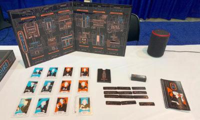 Fundador Atari St Noire Juego Mesa Alexa