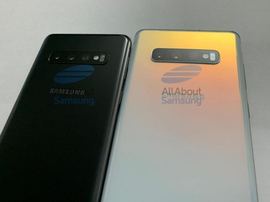 Primeras imágenes de los Galaxy S10 y Galaxy S10+ 39