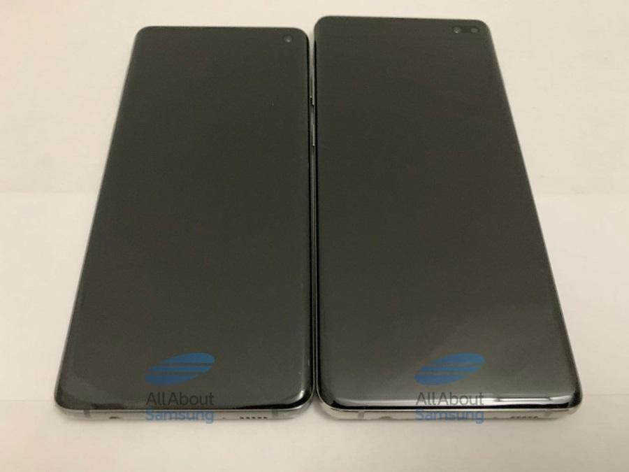 Primeras imágenes de los Galaxy S10 y Galaxy S10+ 35