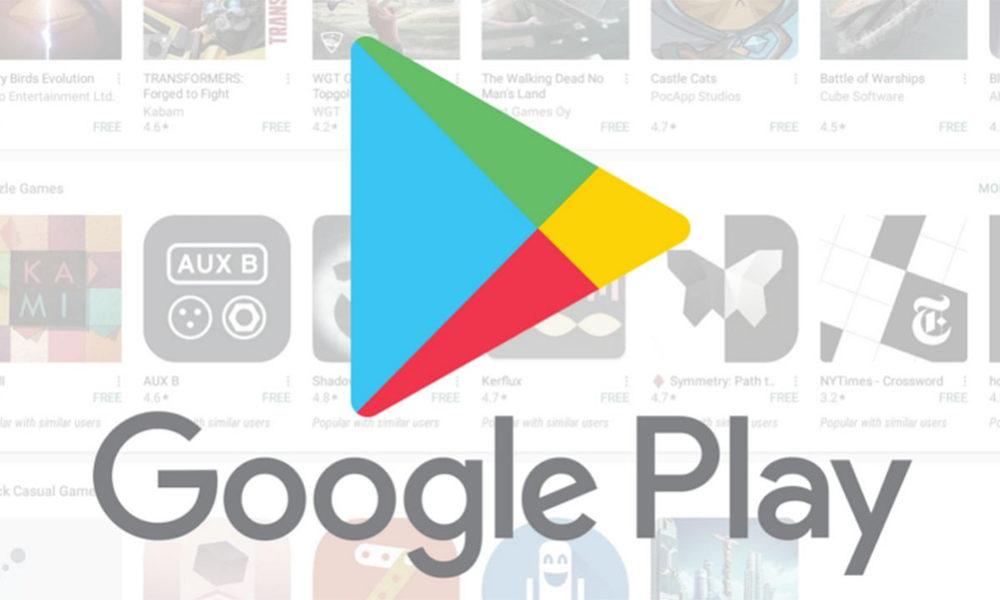 Google Play Store Android Borra Aplicaciones