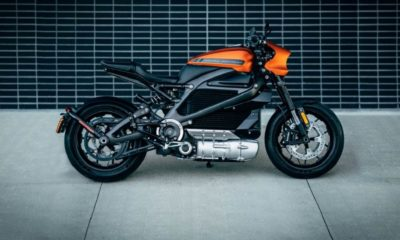 La primera Harley-Davidson eléctrica ya tiene precio: casi 30.000 dólares 62