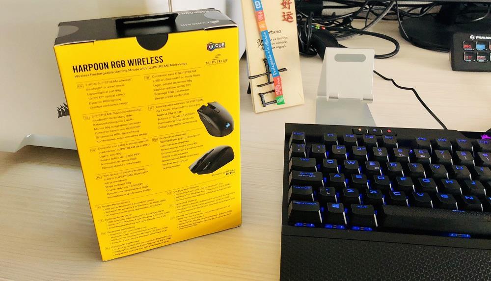 Harpoon RGB Wireless, análisis: un ratón con alma de navaja suiza 31