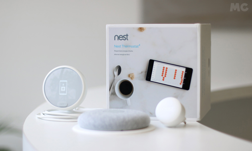 Nest Thermostat E, escuela de calor 31