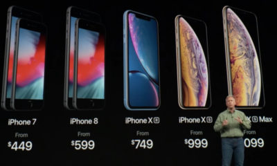 iPhones son demasiado caros