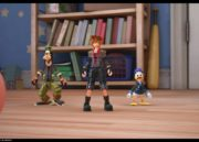 KINGDOM HEARTS Ⅲ Análisis Toy Story