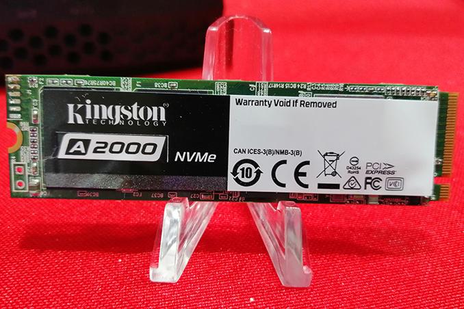 Kingston KC2000 y A2000
