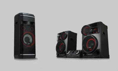 LG amplía la gama XBOOM de cara al CES 140