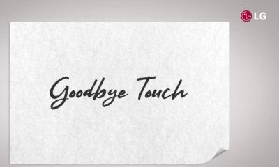 LG dirá adios al tacto