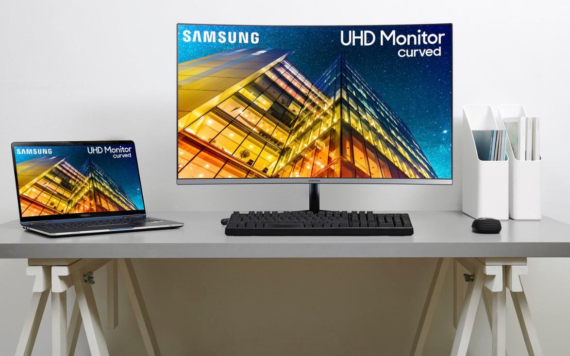 Monitores Samsung para el CES