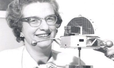 "Muere Nancy Grace, la ""madre"" del telescopio espacial Hubble 29"