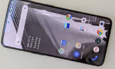 OnePlus 7: almacenamiento UFS 3.0 y 5G para una velocidad de vértigo 74